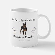 miniature pinscher gifts Mug