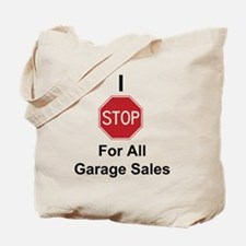 Funny For the yard Tote Bag
