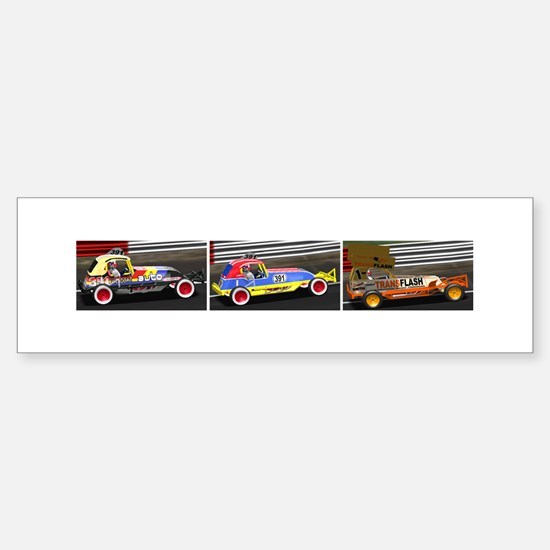 Stu Smith Trilogy Bumper Bumper Bumper Sticker