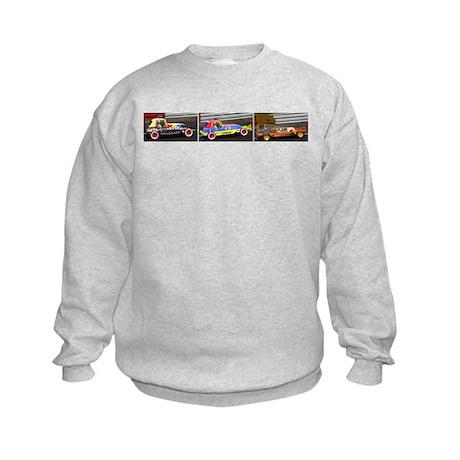 Stu Smith Trilogy Kids Sweatshirt