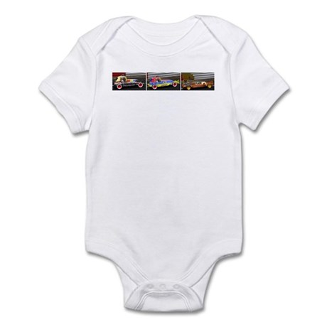 Stu Smith Trilogy Infant Bodysuit