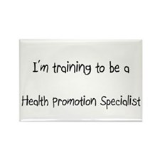 I'm training to be a Health Promotion Specialist R
