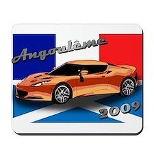 Angouleme 2009 Evora Mousepad