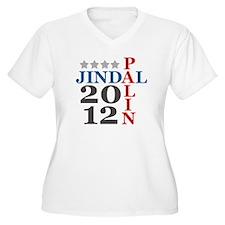 Palin Jindal 2012 T-Shirt