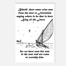 Wise Men Postcards (Package of 8)