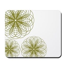 Sustainability Icon Mousepad