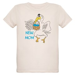 New Mother Baby Boy T-Shirt