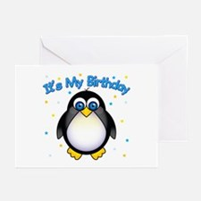 Birthday Penguin Greeting Cards (Pk of 20)