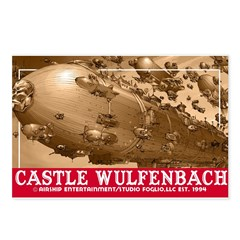Wulfenbach Postcards (Package of 8)
