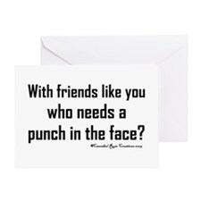 Friend...NOT Greeting Card