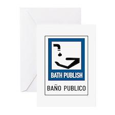 Bath Publish, Peru Greeting Cards (Pk of 10)