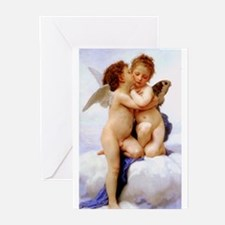 First Kiss Greeting Cards (Pk of 10)