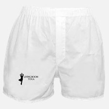 Funny Yoga tree Boxer Shorts