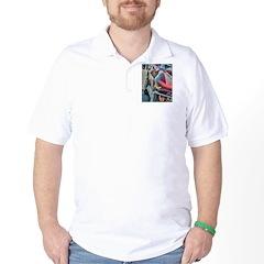 The Vette Golf Shirt