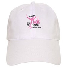 I Wear Pink For My Nana 41 Baseball Cap