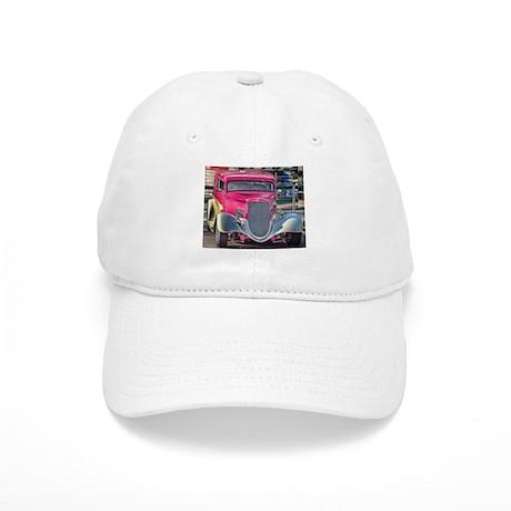 Roadster Art Cap