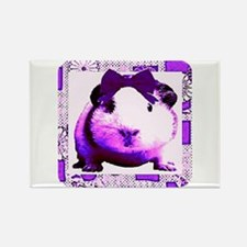 Gorgeous the Guinea Pig Rectangle Magnet