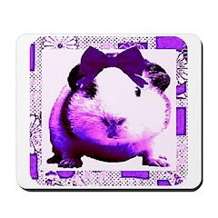 Gorgeous the Guinea Pig Mousepad