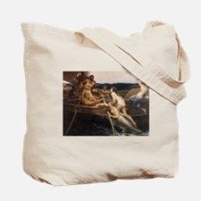 Mourning of Icarus Tote Bag