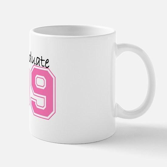 Law School Graduate 2009 (Pink) Mug