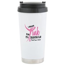 I Wear Pink For My Daughter-In-Law 41 Travel Mug