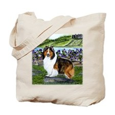 Cool Dog smile Tote Bag