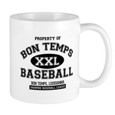 Property of Bon Temps Basebal Mug