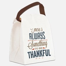 happy thanksgiving day Canvas Lunch Bag