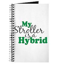 Stroller is a Hybrid Journal