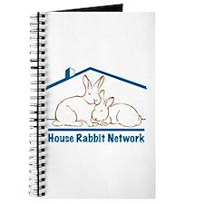 House Rabbit Network Logo Journal