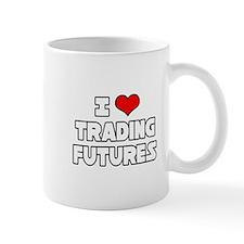 """""""I Love Trading Futures"""" Mug"""