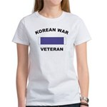 Korean War Veteran Women's T-Shirt