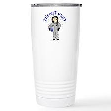 Light Astronaut Travel Coffee Mug