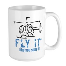 FlyitStoleIt3 Mug