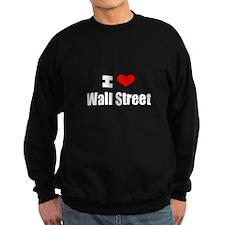 """""""I Love Wall Street"""" Sweatshirt"""