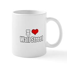 """I Love Wall Street"" Mug"