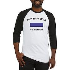 Vietnam War Veteran Baseball Jersey