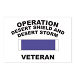 Gulf War Veteran Postcards (Package of 8)
