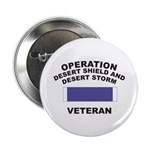Gulf War Veteran Button