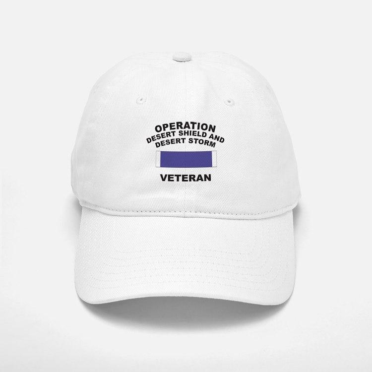 Gulf War Veteran Baseball Baseball Cap