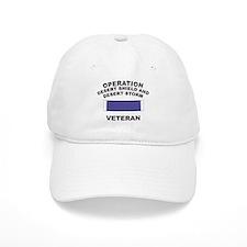 Gulf War Veteran Baseball Cap