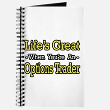 """Life's Great Options Trader"" Journal"