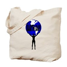 Earth Day Support Tote Bag