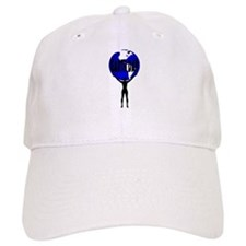 Earth Day Support Baseball Cap