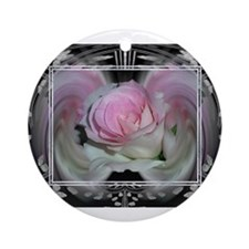 HnH Floral March Ornament (Round)