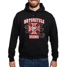 Motorcycle Mama 1 Hoodie