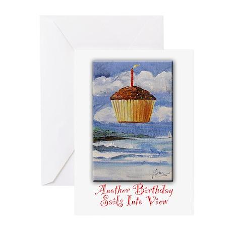 Birthday Greeting Cards (Pk of 10)