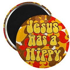 Jesus was a Hippy Magnet