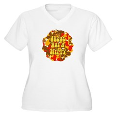 Jesus was a Hippy T-Shirt