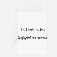 I'm training to be a Geophysical Data Processor Gr